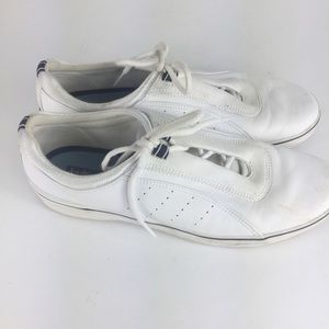 Keds Shoes - Keds White Women's Lace Up Sneakers